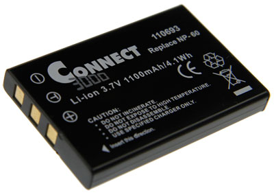 HP PHOTOSMART R967 accu 3,7 Volt Li-Ion 1100mAh