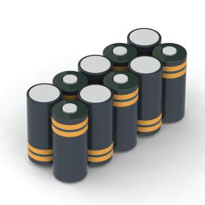 voorbeeld 10 Cellen battery pack