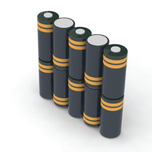 voorbeeld 10 cellen battery pack dubbel