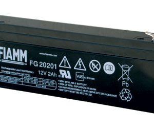 Fiamm FG20201 12V 2Ah Loodaccu - AGM